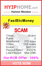www.hyiphome.net - hyip fast btc money