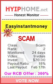 ссылка на мониторинг http://www.hyiphome.net/?a=details&lid=435